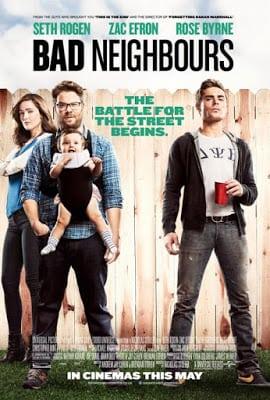 Neighbors (2014) เพื่อนบ้านมหา(บรร)ลัย