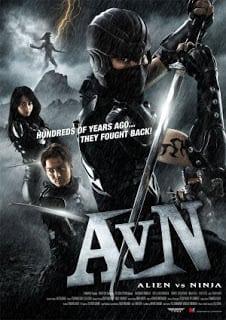Alien vs. Ninja (2010) สงคราม เอเลี่ยน ถล่มนินจา
