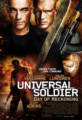 Universal Soldier: Day of Reckoning (2012) 2 คนไม่ใช่คน 4 สงครามวันดับแค้น