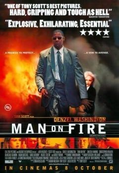 Man on Fire (2004) คนจริงเผาแค้น