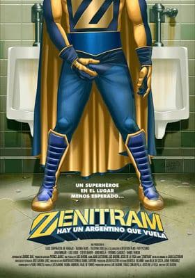 Zenitram (2010) เซนิทรัม ซูเปอร์ฮีโร่พันธุ์รั่ว