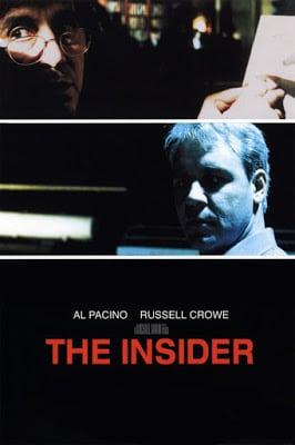 The Insider (1999) คดีโลกตะลึง
