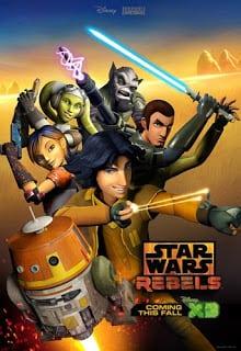 """Star Wars Rebels"" Spark of Rebellion (TV Episode 2014) ศึกกบฎพิทักษ์จักรวาล"
