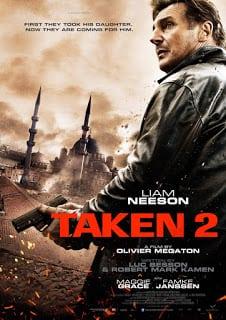 Taken 2 (2012) เทคเคน 2 ฅนคม ล่าไม่ยั้ง