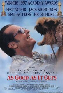 As Good as It Gets (1997) เพียงเธอ รักนี้ดีสุดแล้ว