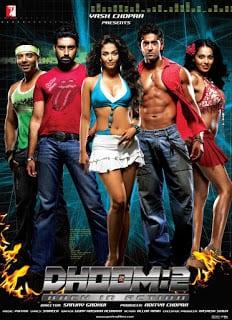Dhoom 2 (2006) ดูม 2 เหิรฟ้าห้านรก