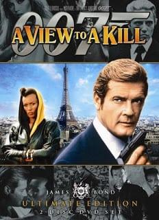 James Bond 007 A View to a Kill 1985 เจมส์ บอนด์ 007 ภาค 14