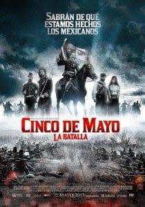 Cinco de Mayo, La Batalla (2013) สมรภูมิเดือดเลือดล้างแผ่นดิน