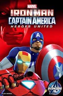 Iron Man and Captain America: Heroes United (2014) ไอรอน แมน และ กัปตันอเมริกา ตอน รวมใจฮีโร่