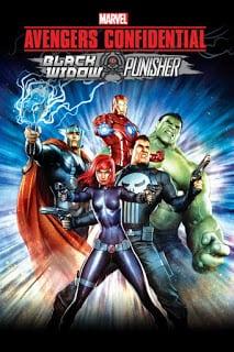 Avengers Confidential: Black Widow & Punisher (2014) ขบวนการ อเวนเจอร์ส : แบล็ควิโดว์ กับ พันนิชเชอร์