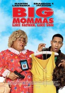 Big Mommas 3: Like Father Like Son (2011) บิ๊กมาม่าส์ พ่อลูกครอบครัวต่อมหลุด