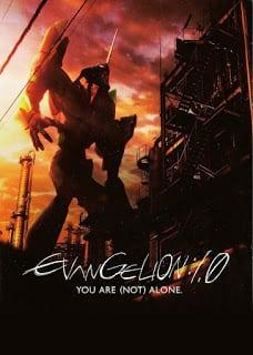 Evangelion 1.0 You Are (Not) Alone (2007) อีวานเกเลียน: 1.0 กำเนิดใหม่วันพิพากษา