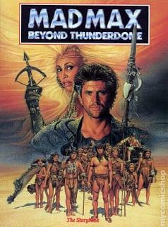 Mad Max 3 Beyond Thunderdome (1985) แมดแม็กซ์ 3 โดมบันลือโลก