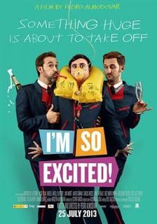 I'm So Excited! (2013) ไฟลท์แสบแซ่บเหมาลำ