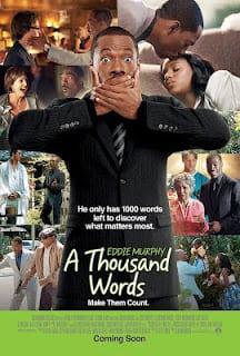 A Thousand Words (2012) ปาฏิหาริย์ 1000 คำ กำราบคนขี้จุ๊