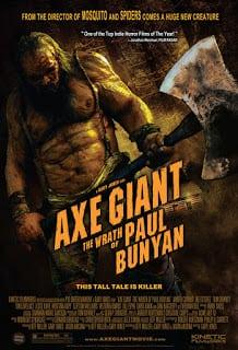Axe Giant: The Wrath of Paul Bunyan (2013) ไอ้ขวานยักษ์สับนรก