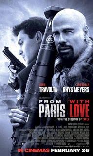From Paris with Love (2010) คู่ระห่ำ ฝรั่งแสบ