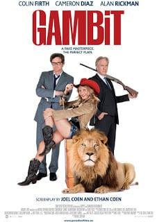 Gambit (2012) บิดเหลี่ยมตุ๋น วุ่นดับเบิ้ล