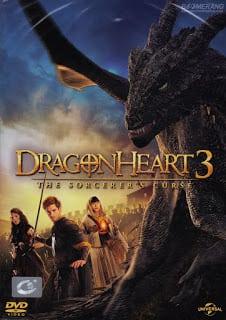 Dragonheart 3: The Sorcerer's Curse (2015) ดราก้อนฮาร์ท 3 มังกรไฟผจญภัยล้างคำสาป