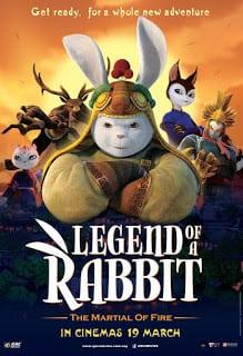 Legend of a Rabbit: The Martial of Fire (2015) กระต่ายกังฟู จอมยุทธขนปุย
