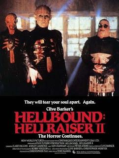 Hellbound: Hellraiser II (1988) บิดเปิดผี ภาค 2