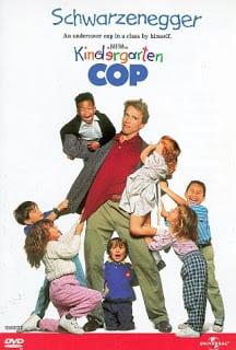 Kindergarten Cop (1990) ตำรวจเหล็ก ปราบเด็กแสบ