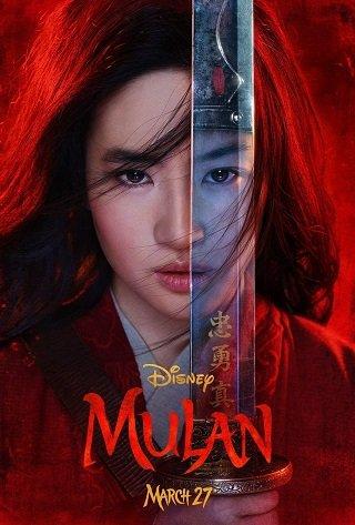 Mulan (2020) มู่หลาน [หลิว อี้เฟย์]