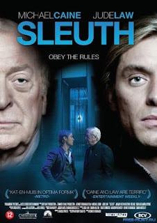 Sleuth (2007) เฉือนเหลี่ยม คนหักคม [Sub Thai]