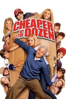 Cheaper by the Dozen (2003) ครอบครัวเหมายกโหลถูกกว่า ภาค 1