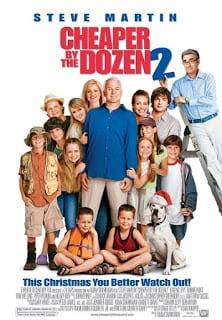 Cheaper by the Dozen 2 (2005) ครอบครัวเหมายกโหลถูกกว่า ภาค 2