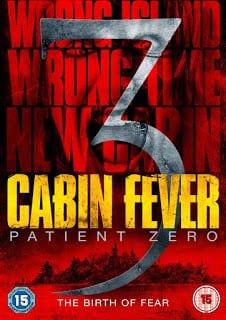 Cabin Fever: Patient Zero (2014) ต้นตำรับ เชื้อพันธุ์นรก ภาค 3