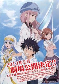 Toaru Majutsu no Index: Endymion no Kiseki (2013) อินเด็กซ์ คัมภีร์คาถาต้องห้าม