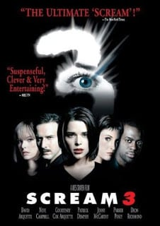Scream 3 (2000) หวีดสุดท้าย นรกยังได้ยิน ภาค 3