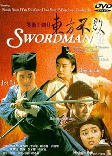 Swordsman II: The Legend of the Swordsman (1992) เดชคัมภีร์เทวดา 2 บูรพาไม่แพ้