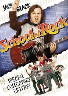 School of Rock (2003) ครูซ่าเปิดตำราร็อค