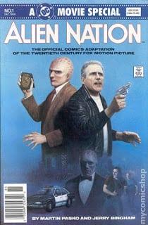 Alien Nation (1988) มือปราบสัญชาติต่างดาว