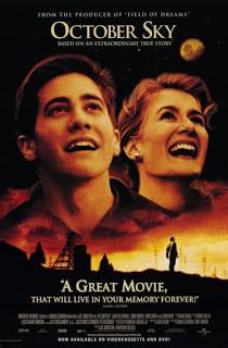 October Sky (1999) เติมฝันให้เต็มฟ้า [Soundtrack บรรยายไทย]