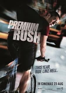Premium Rush (2012) ปั่นทะลุนรก