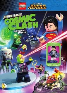 Lego DC Comics Super Heroes : Justice League: Cosmic Clash (2016) จัสติซ ลีก: ถล่มแผนยึดจักรวาล