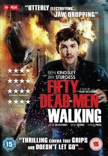 Fifty Dead Men Walking (2008) ล่าทรชนเดนคนดิบ