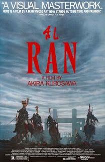 Ran (1985) หายนะแห่งมวลมนุษย์ [Soundtrack บรรยายไทย]