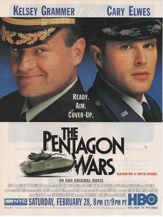 The Pentagon Wars (1998) เดอะ เพนตากอน วอร์ส