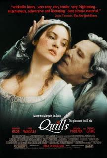 Quills (2000) นิยายโลกีย์ กวีฉาวโลก [Sub Thai]