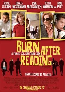 Burn After Reading (2008) ยกขบวนป่วนซีไอเอ