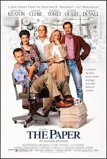 The Paper (1994) นักข่าวขออื้อฉาวซะหน่อย [Soundtrack บรรยายไทย]