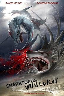 Sharktopus vs. Whalewolf (2015) ชาร์กโทปุส ปะทะ เวลวูล์ฟ สงครามอสูรใต้ทะเล [Soundtrack บรรยายไทย]