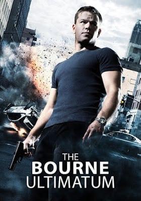 The Bourne Ultimatum (2007) ปิดเกมล่าจารชน คนอันตราย