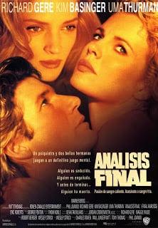 Final Analysis (1992) พิศวาสพ่วงความตาย [Soundtrack บรรยายไทย]