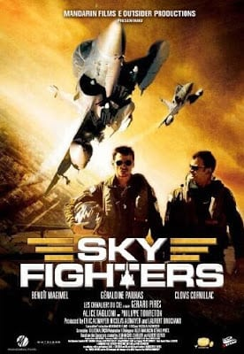 Sky Fighters (2005) ซิ่งสะท้านฟ้า สกัดแผนระห่ำโลก
