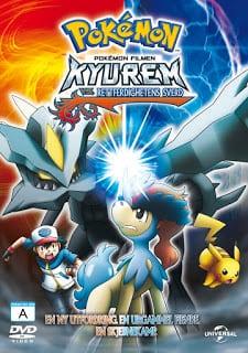 Pokemon The Movie 15: Genesect and the Legend Awakened (2012) โปเกมอน มูฟวี่ 15: คิวเร็มปะทะนักรบศักดิ์สิทธิ์